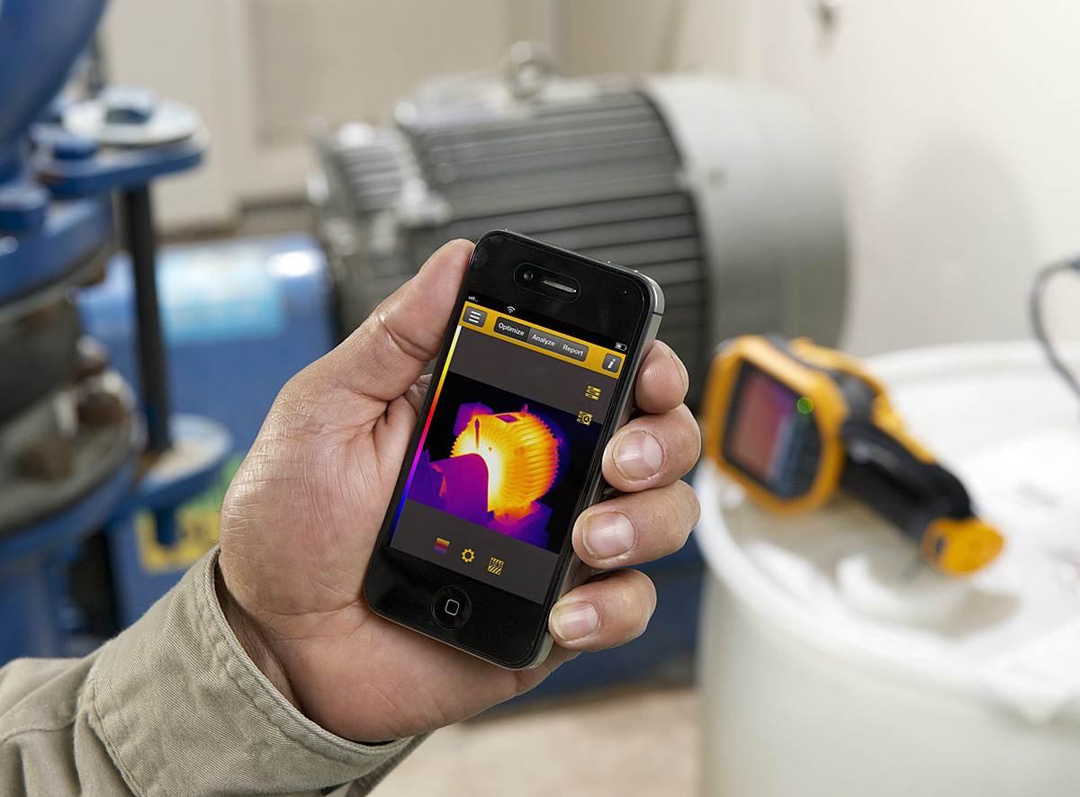 kamera termowizyjna to nie wszystko 3 - Kamera termowizyjna to nie wszystko. Fluke SmartView® – oprogramowanie do analizy i raportowania