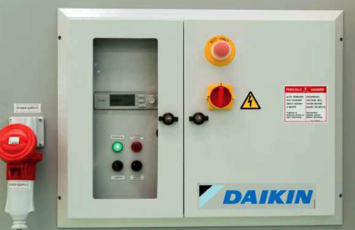 centrale wentylacyjne daikin 2 - Centrale wentylacyjne Daikin