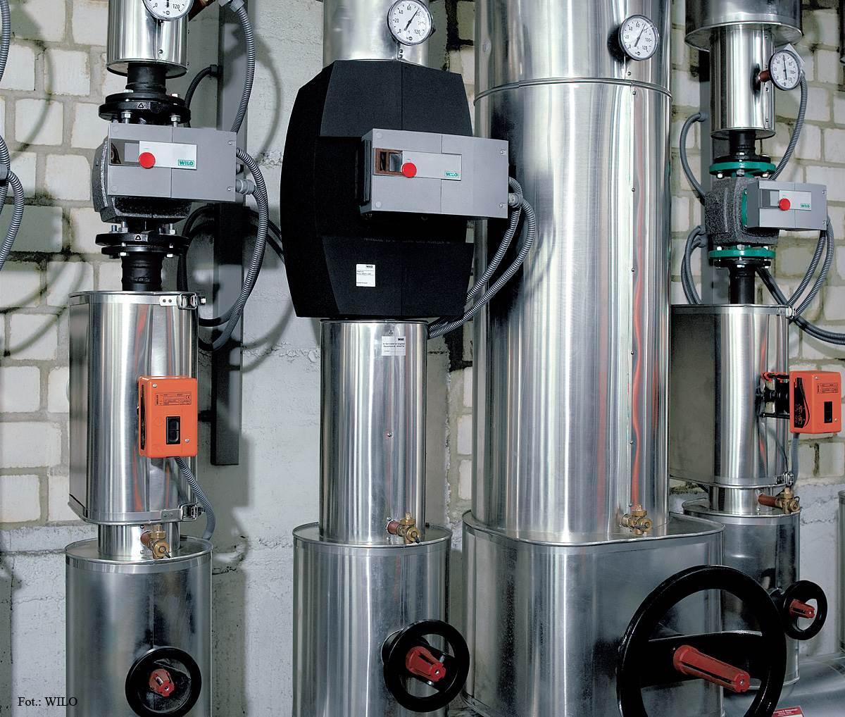 pompy obiegowe do instalacji klimatyzacyjnych i chlodniczych - Pompy obiegowe do instalacji klimatyzacyjnych i chłodniczych