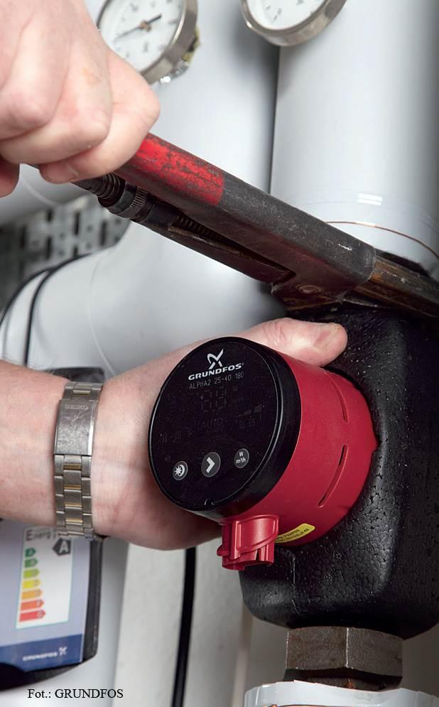 pompy obiegowe do instalacji klimatyzacyjnych i chlodniczych 2 - Pompy obiegowe do instalacji klimatyzacyjnych i chłodniczych