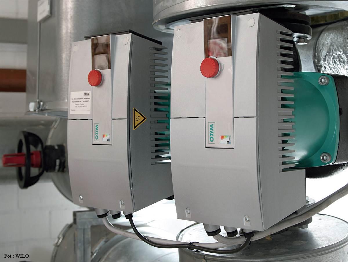 pompy obiegowe do instalacji klimatyzacyjnych i chlodniczych 3 - Pompy obiegowe do instalacji klimatyzacyjnych i chłodniczych