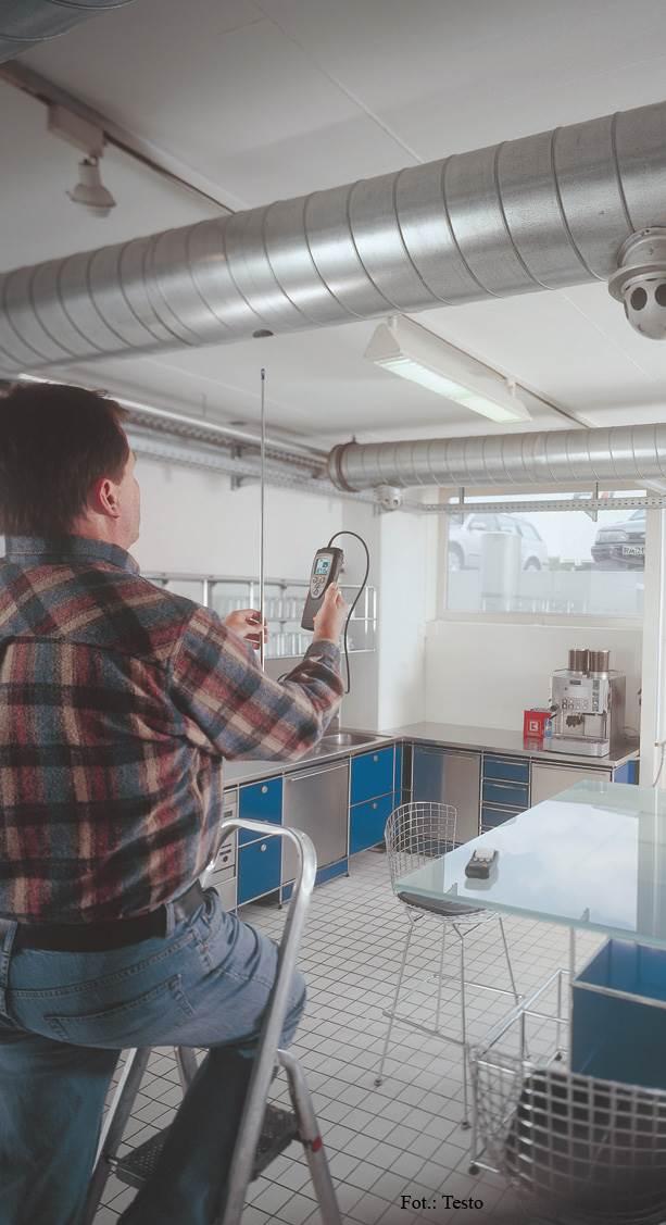 przyrzady do pomiaru parametrow instalacji wentylacyjnych 4 - Przyrządy do pomiaru parametrów instalacji wentylacyjnych