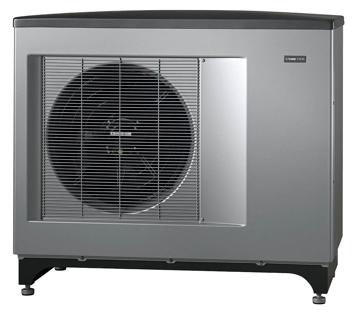 ciepla woda z powietrza 2 - Ciepła woda z powietrza, czyli o powietrznych pompach ciepła do c.w.u.