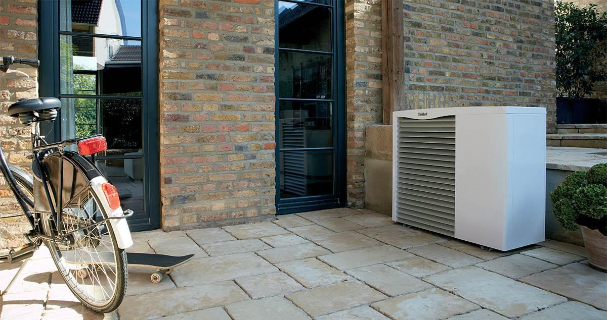 FOT. 6. Instalacja stała się niezależna od temperatury i warunków pogodowych na zewnątrz. Fot.: Vaillant