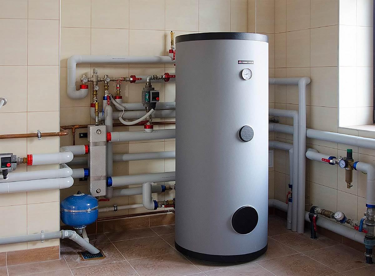 Podłączenie podgrzewacza wody bez zbiornika
