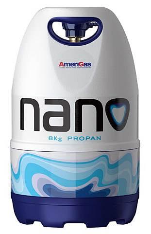 AmeriGas NANO – rewolucja w sposobie korzystania z butli gazowych