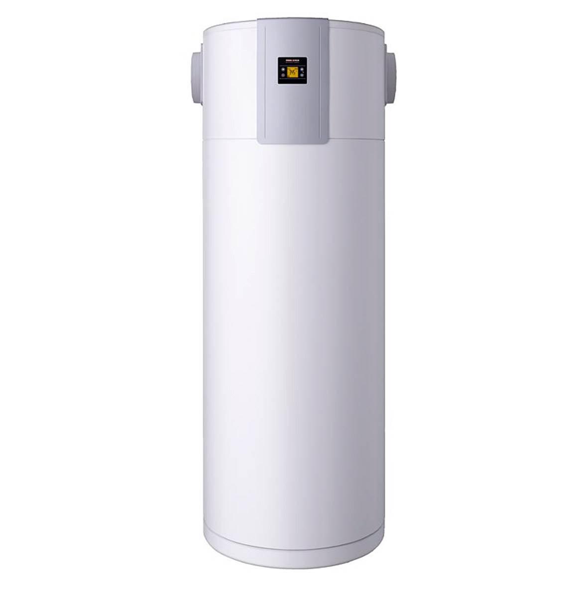 ekonomiczne podgrzewanie wody z pompa ciepla typu powietrze woda - Ekonomiczne podgrzewanie wody z pompą ciepła typu powietrze-woda