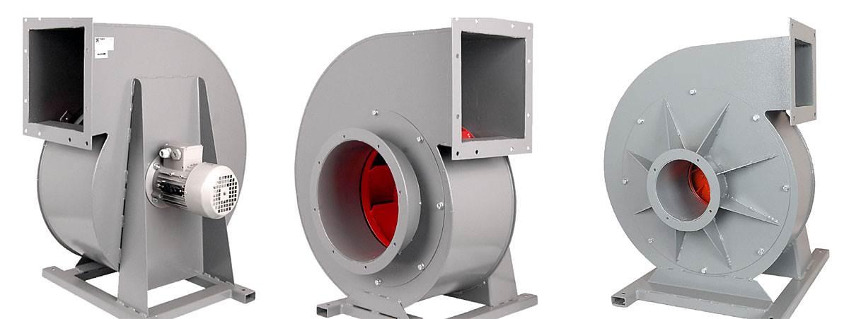 Fot. 2. Specjalne wentylatory promieniowe nabyć można z myślą o instalacjach przemysłowych. Fot. Tywent