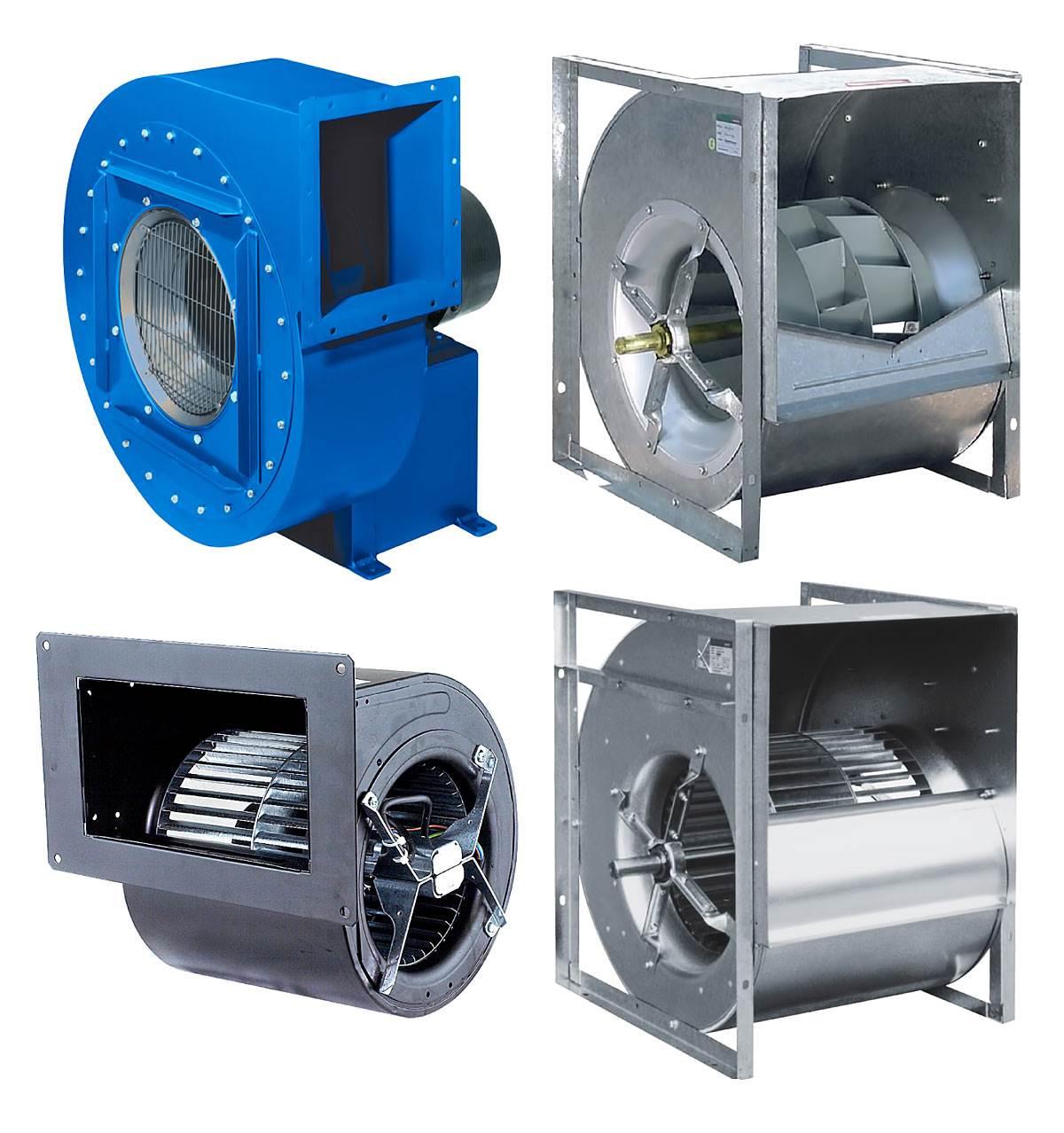 Fot. 3 Wentylatory promieniowe bardzo często uwzględnia się jako elementy systemów transportu pneumatycznego i nadmuchu w kotłach. Fot. Venture