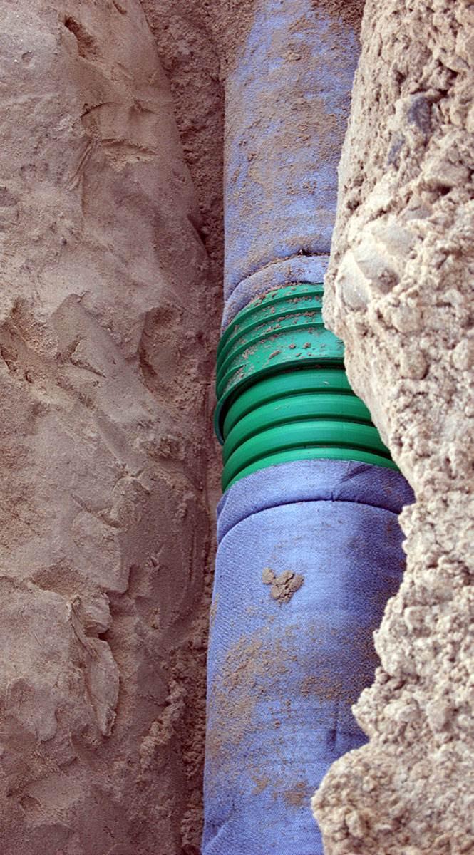 Fot. 5. System może stanowić sposób na uniknięcie opłat za odprowadzanie wód opadowych do kanalizacji. Fot. Wavin