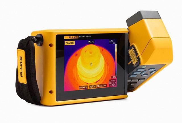 fluke tix500 nowa kamera termowizyjna poszerza oferte serii eksperckiej kamer z najwiekszym wyswietlaczem w swojej klasie - Fluke TiX500 - nowa kamera termowizyjna poszerza ofertę serii eksperckiej, kamer z największym wyświetlaczem w swojej klasie