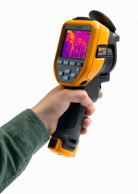 nowa kamera fluke z serii uzytkowej tis75 jeszcze wyzsza jakosc obrazu i komfort diagnostyki - Nowa  kamera Fluke z serii użytkowej TiS75 - jeszcze wyższa jakość obrazu i komfort diagnostyki