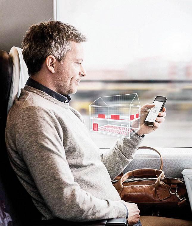 inteligentne ogrzewanie dzieki nowej aplikacji - Inteligentne ogrzewanie dzięki nowej aplikacji