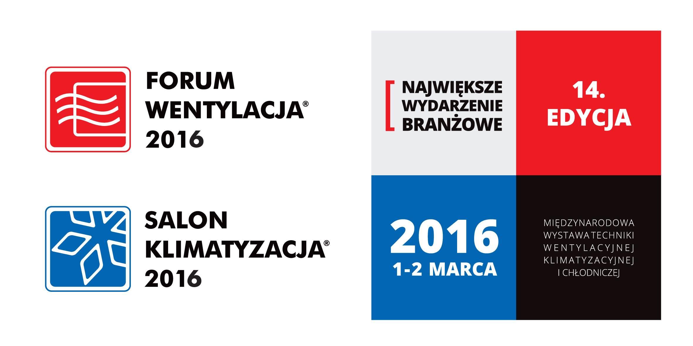 targi forum wentylacja salon klimatyzacja 2016 1 - Targi Forum Wentylacja - Salon Klimatyzacja 2016