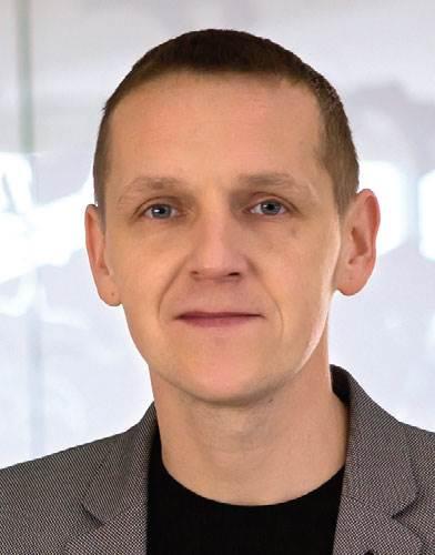 Sylwester Kałwiński, specjalista ds. technicznych, Kratki.pl