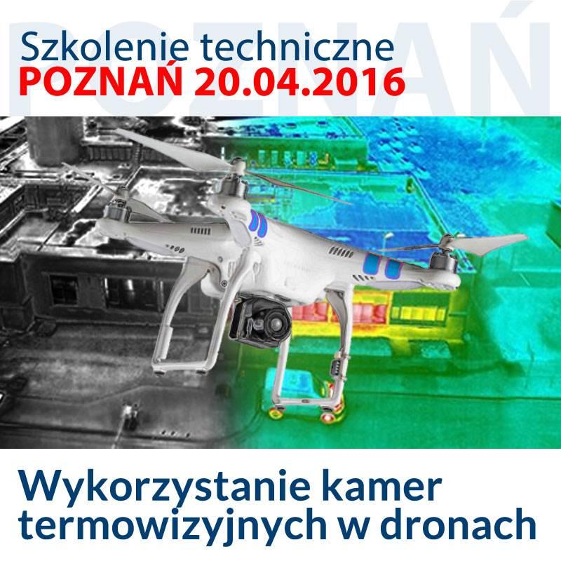 kamery termowizyjne flir do dronow szkolenie techniczne - Kamery termowizyjne FLIR do dronów - szkolenie techniczne