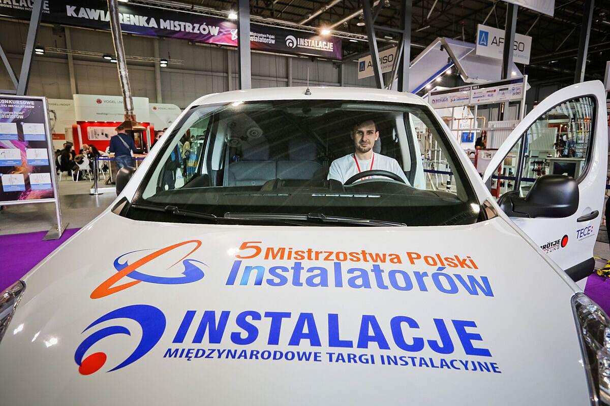 nowy mistrz polski instalatorow 2016 1 - Nowy Mistrz Polski Instalatorów 2016