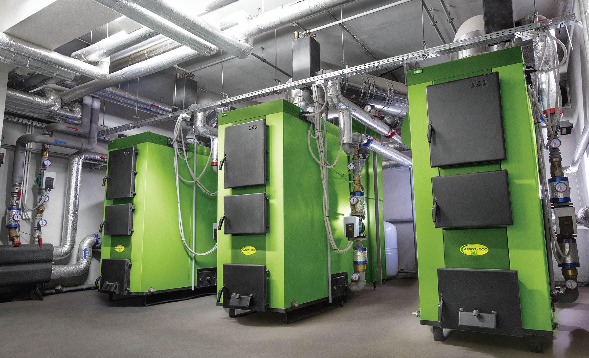 nowoczesne kotly na paliwa stale niska emisyjnosc i zuzycie energii - Nowoczesne kotły na paliwa stałe: niska emisyjność i zużycie energii