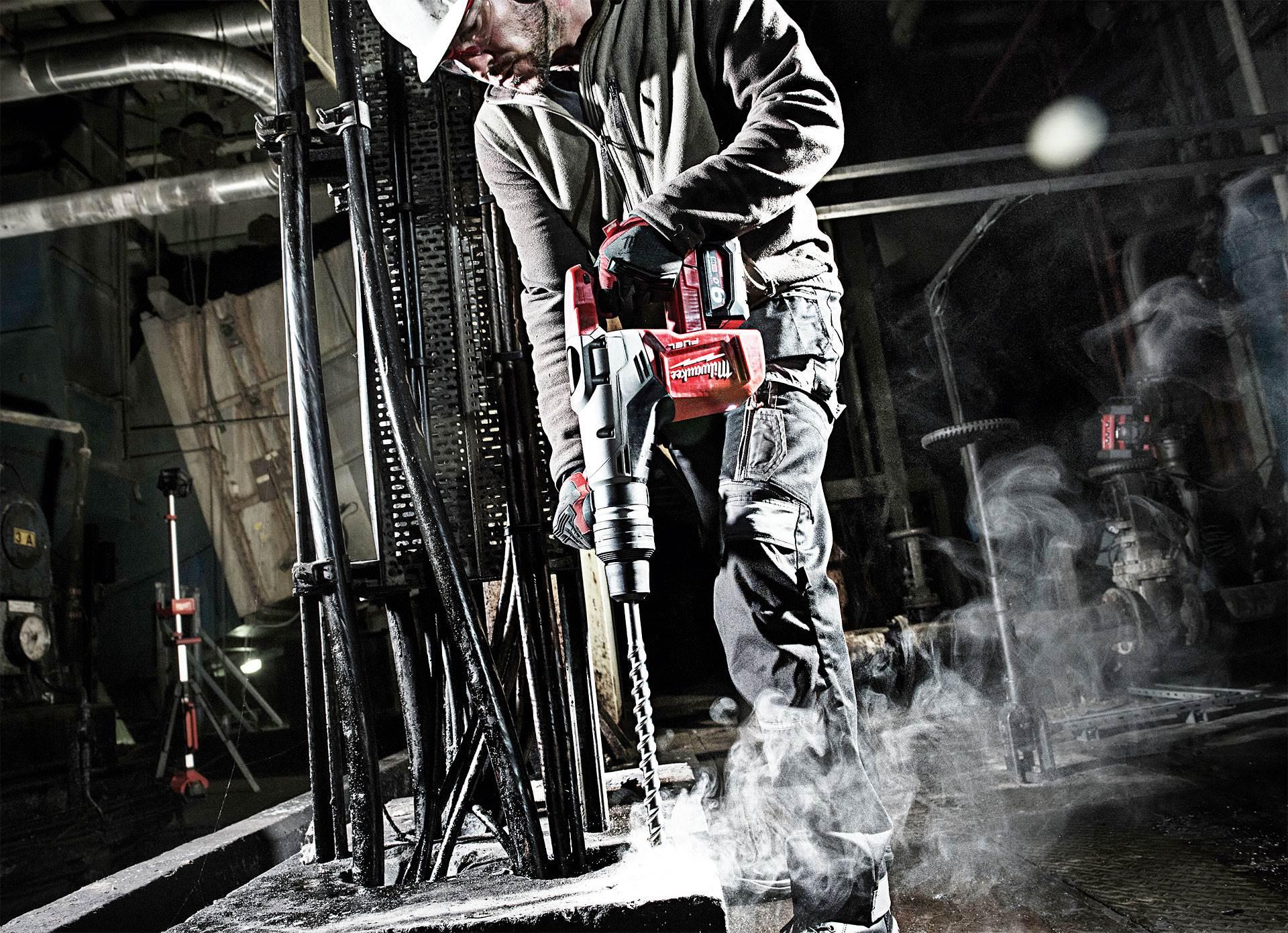 najwieksza bezprzewodowa moc od milwaukee - Największa bezprzewodowa moc od Milwaukee®