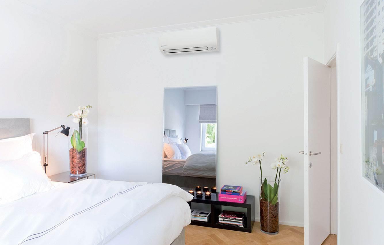 Fot. 5. Chłodzenie pompą ciepła realizujemy najczęściej za pomocą podłogówki, klimakonwektorów lub wentylacji mechanicznej z odzyskiem ciepła. Fot. Daikin