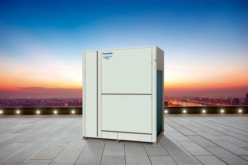 eco extreme nowe niezwykle energooszczedne jednostki vrf od panasonic - Eco Extreme - nowe, niezwykle energooszczędne jednostki VRF od Panasonic