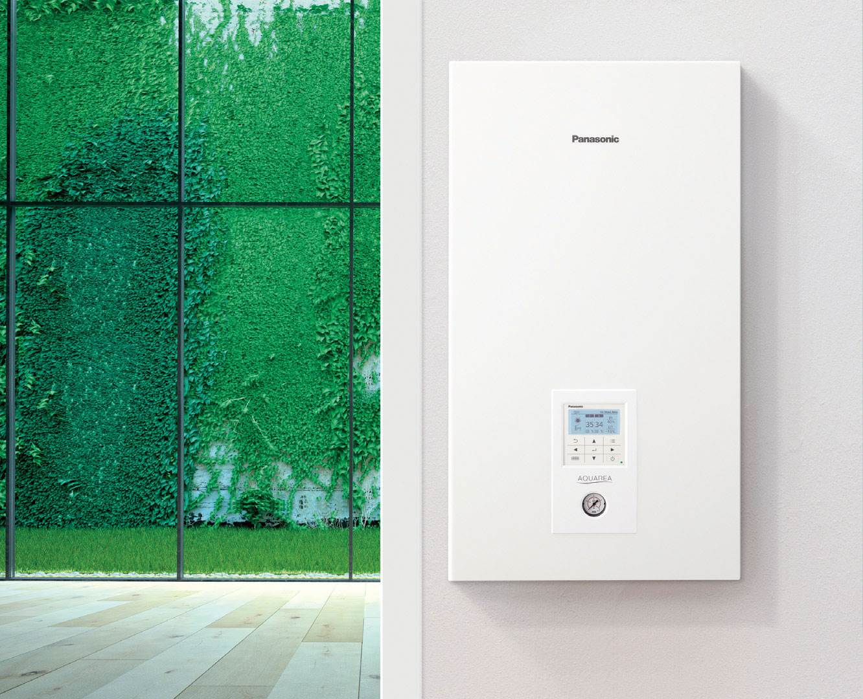 Fot. 3. W celu wykorzystywania przez powietrzną pompę ciepła tańszej, nocnej taryfy za energię elektryczną należy mieć na uwadze amplitudę temperatur powietrza oraz rachunek ekonomiczny, z którego wynika, że co najmniej 40% energii musi być konsumowane w tańszej taryfie, aby zabieg był opłacalny. Fot. PANASONIC