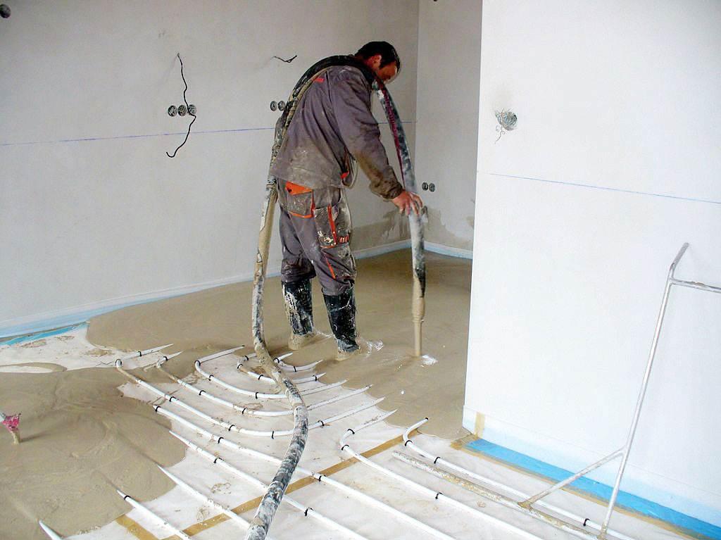pomysl cieplo o zimnie jaki podklad do pracy z ogrzewaniem podlogowym3 - Pomyśl ciepło o zimnie – jaki podkład do pracy z ogrzewaniem podłogowym?