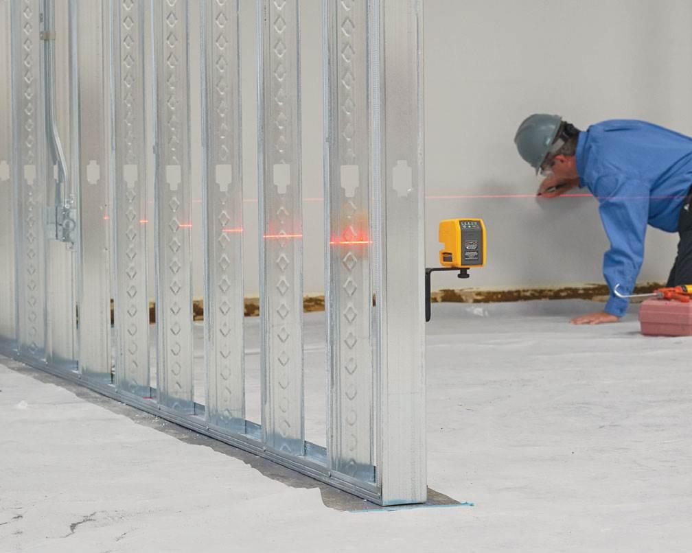 Nowa rodzina niwelatorów laserowych Fluke