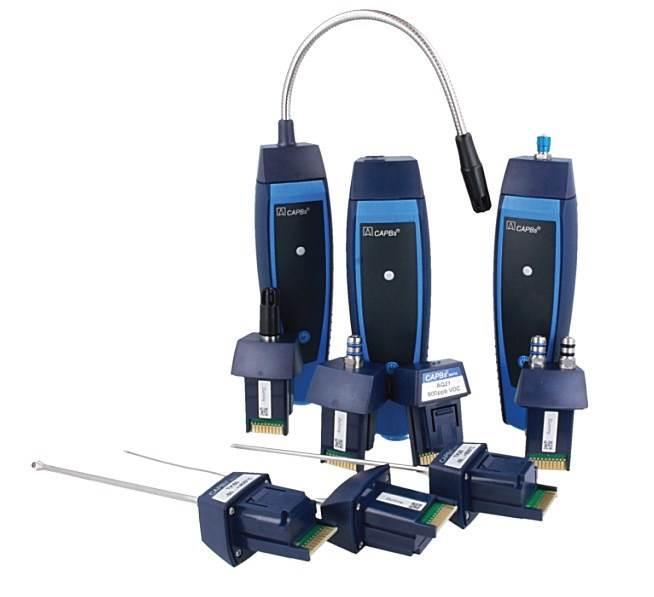 Fot. 3. Odpowiedni analizator jest dobierany w zależności odzastosowania.