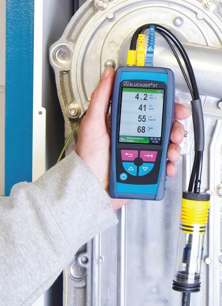 Fot. 5. Warto zadbać o odpowiednie akcesoria zapewniająceusprawnienie pomiarów.