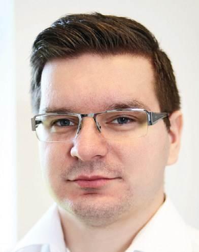 Adam Kusz, specjalista ds. serwisu, AFRISO Sp. z o.o.