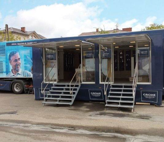 GROHE Truck Tour