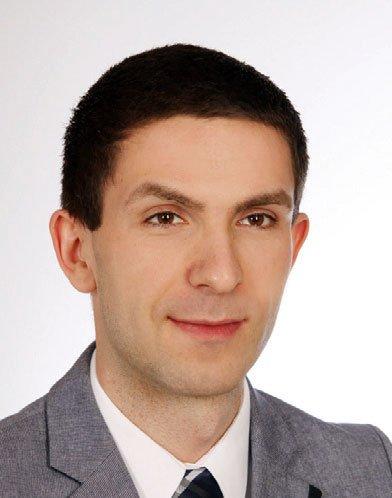 Marcin Menzel, manager sprzedaży w fi rmie KIPI - Źródła Ciepła