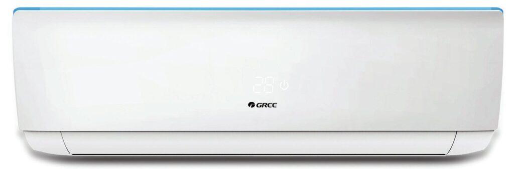 Klimatyzator ścienny typu split Gree Bora pracujący na czynniku R32
