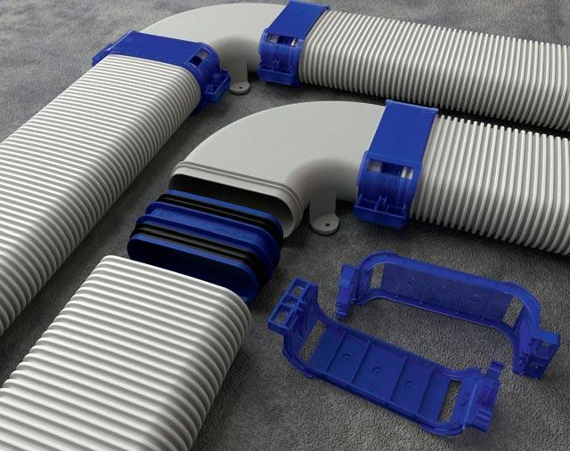 easyflex gwarancja przeplywu powietrza dzwiekoszczelnosci i szczelnosci3 - Easyflex - gwarancja przepływu powietrza, dźwiękoszczelności i szczelności