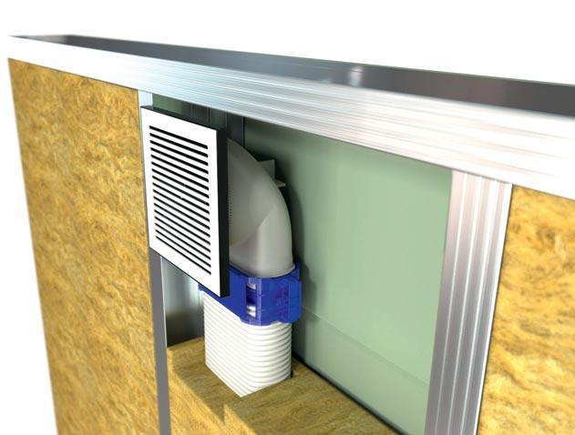 easyflex gwarancja przeplywu powietrza dzwiekoszczelnosci i szczelnosci5 - Easyflex - gwarancja przepływu powietrza, dźwiękoszczelności i szczelności