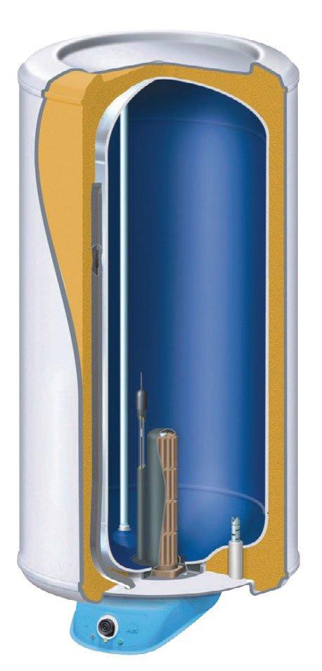 elektryczne pojemnosciowe podgrzewacze wody2 - Elektryczne, pojemnościowe podgrzewacze wody