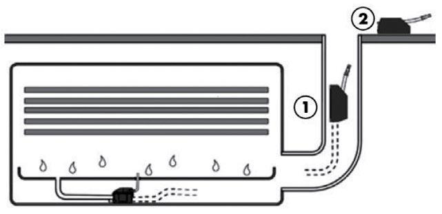 odprowadzenie skroplin z kotlow9 - Odprowadzenie skroplin z kotłów kondensacyjnych i klimatyzatorów