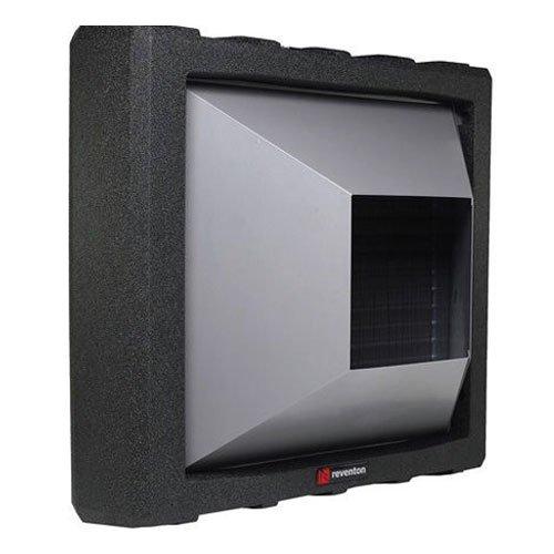 Fot. 2. Nagrzewnica Seria HC z konfuzorem - nagrzewnice wodne