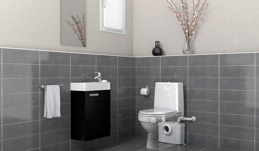 Sanibroyeur - remont pomieszczeń sanitarnych