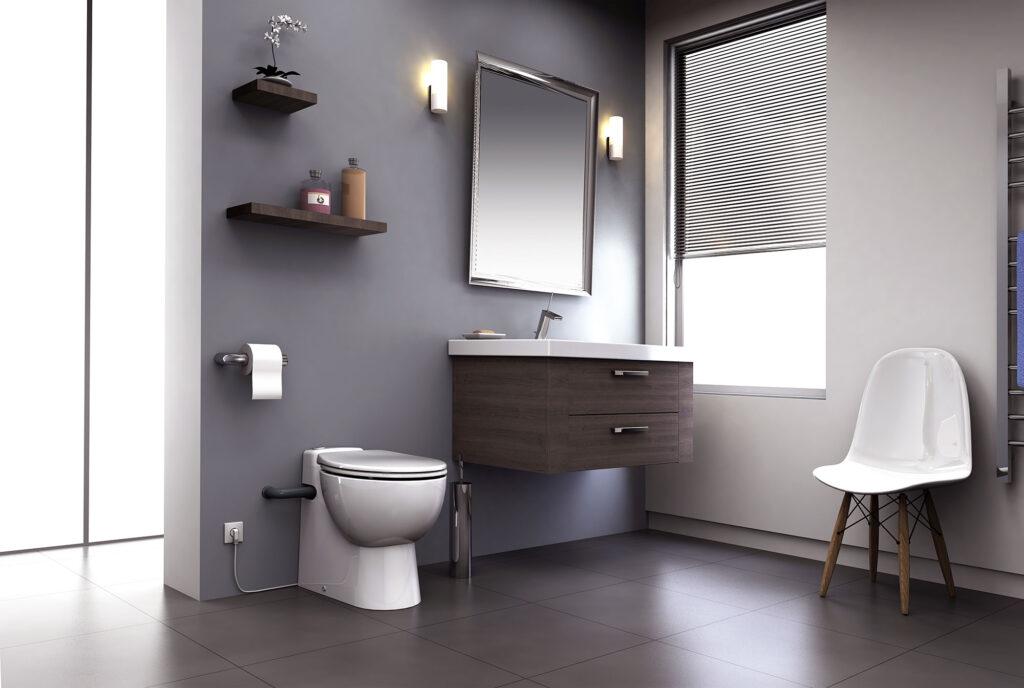 Sanicompact Pro - remont pomieszczeń sanitarnych