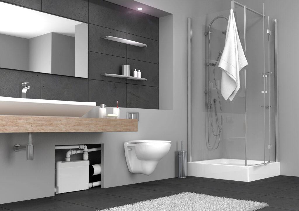 Sanipack - remont pomieszczeń sanitarnych