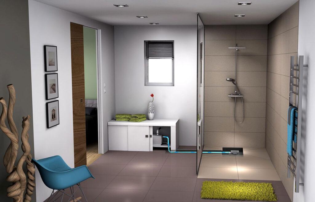 Sanifloor - remont pomieszczeń sanitarnych