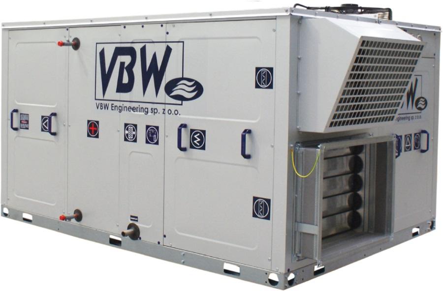 Fot. 5. W nowoczesnych centralach typu rooftop ważne jest elastyczne sterowanie uwzględniające ręczny lub automatyczny tryb pracy. Fot. VBW