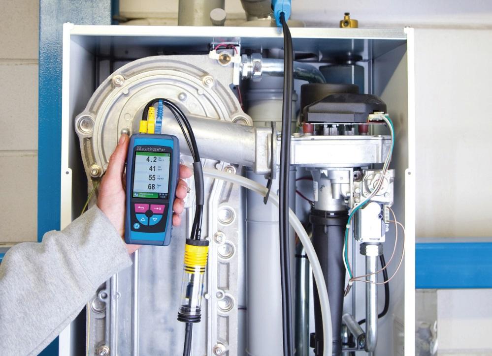 analizatory spalin 32 - Analizatory spalin - budowa, możliwości pomiarowe i wybór