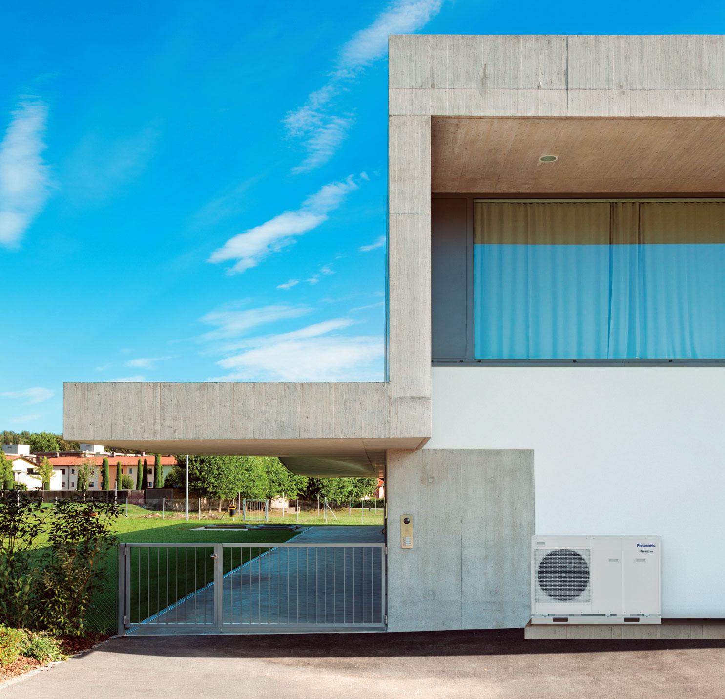 Pompy ciepła Monoblok – dla domów i budynków komercyjnych