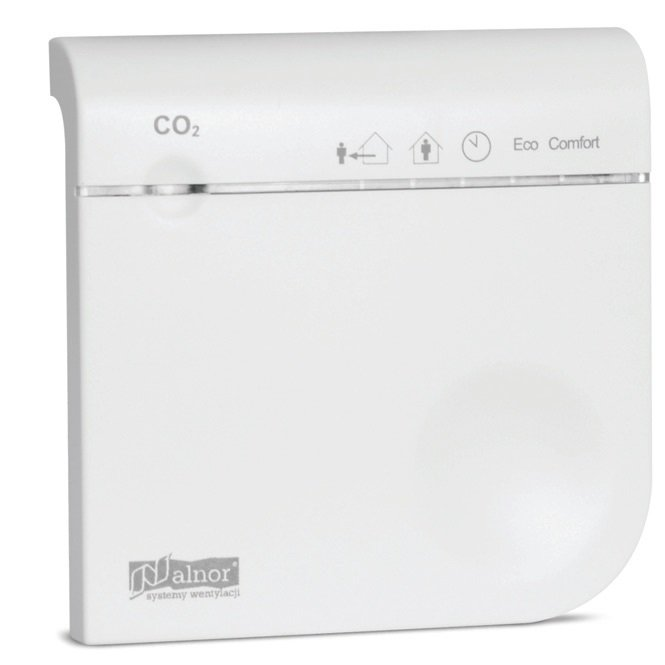 Czujnik dwutlenku węgla HRQ-PremAIR -SENS-CO2 - sterowanie rekuperacją