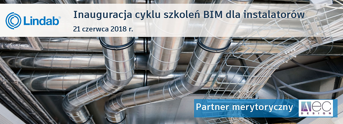 Inauguracyjne szkolenie BIM dla Instalatorów już 21 czerwca!