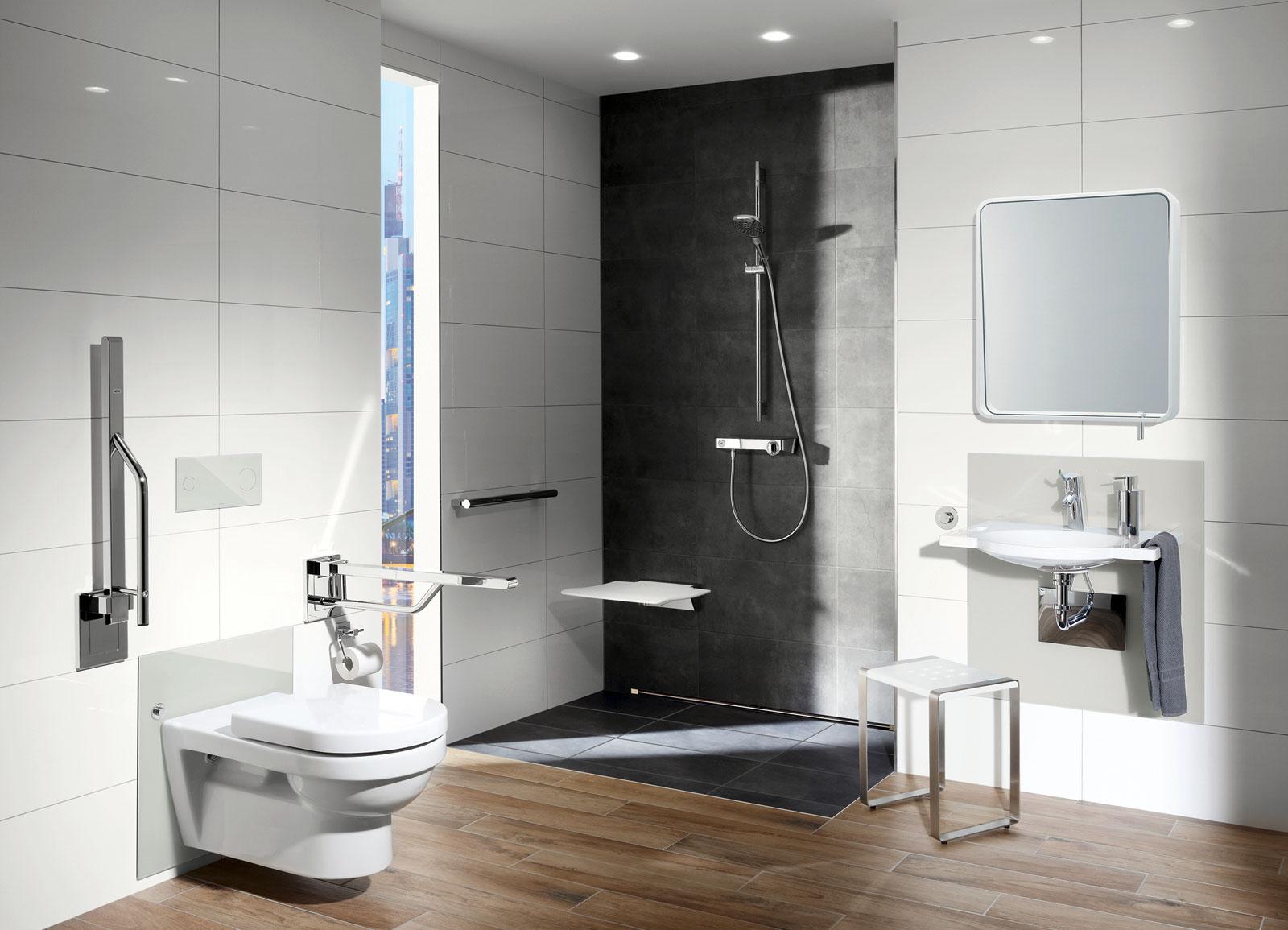 lazienka dla seniora rozwiazania sanitarne viega przystosowane do wieku uzytkownikow1 - Łazienka dla seniora - rozwiązania sanitarne Viega przystosowane do wieku użytkowników