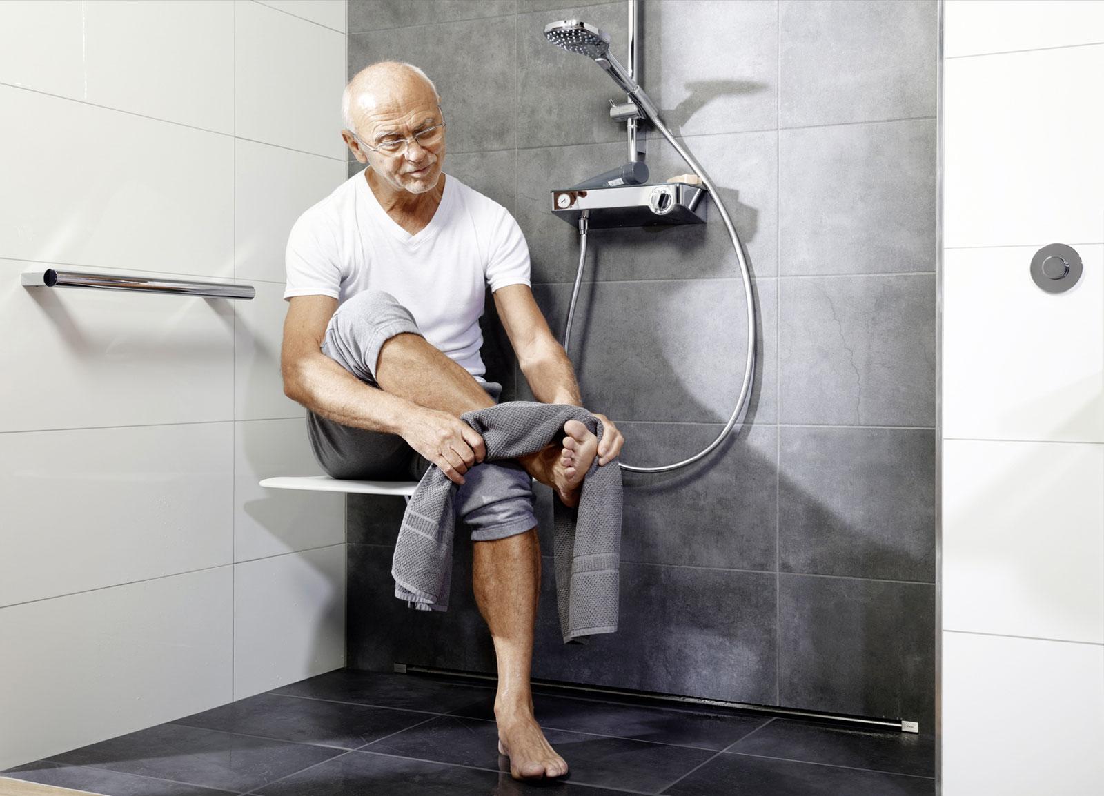 lazienka dla seniora rozwiazania sanitarne viega przystosowane do wieku uzytkownikow2 - Łazienka dla seniora - rozwiązania sanitarne Viega przystosowane do wieku użytkowników